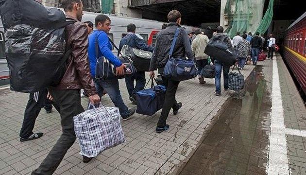 Ciudadanos ucranianos reciben el mayor número de permisos de residencia en la UE en 2017