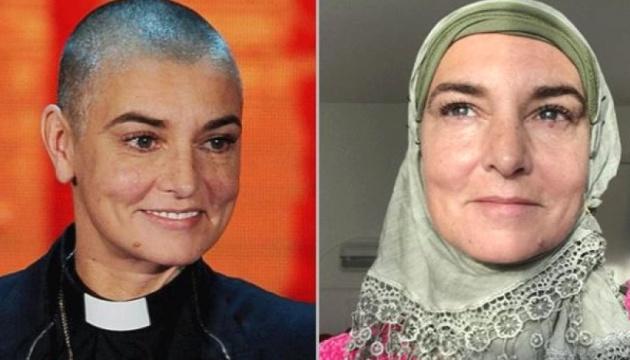 Скандальная Шинейд О'Коннор приняла ислам и показала, как теперь выглядит