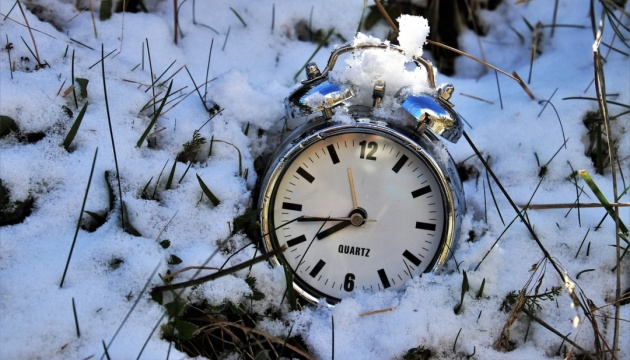 Ukraine to change clocks for winter time on October 28