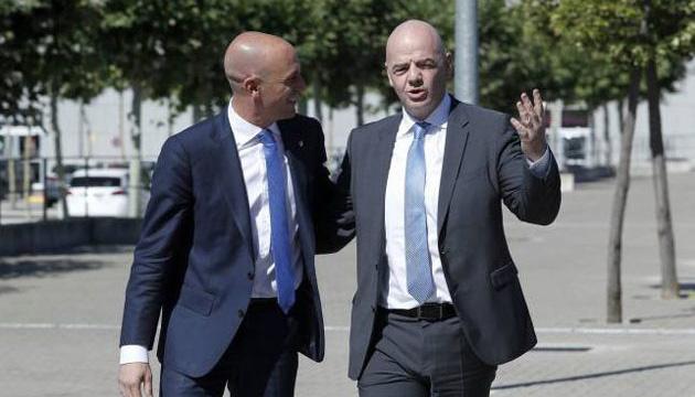 ФІФА заборонила проведення матчу