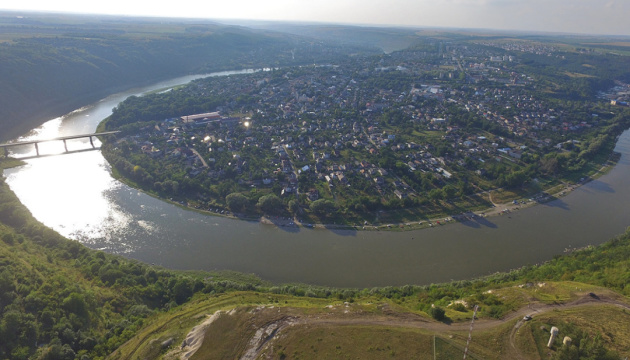 На Тернопільщині визначили топ-8 неповторних каньйонів