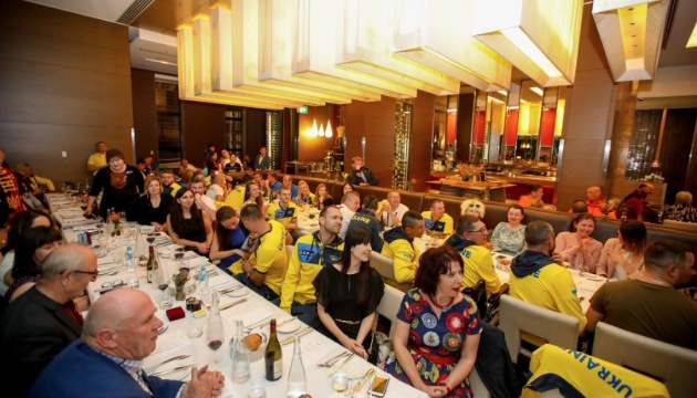 Украина получила на Invictus Games в Сиднее на 6 медалей больше, чем в прошлом году