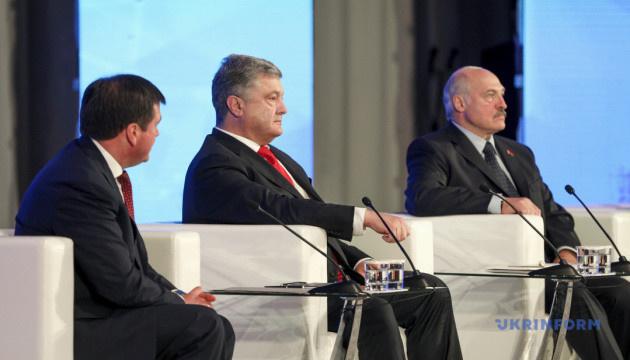 Україна і Білорусь знімуть антидемпінгові обмеження у торгівлі - Порошенко