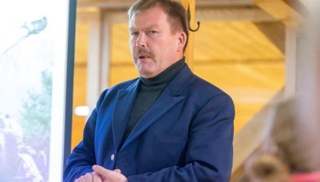 Естонський депутат отримав медаль Балтійської Асамблеї - за підтримку України
