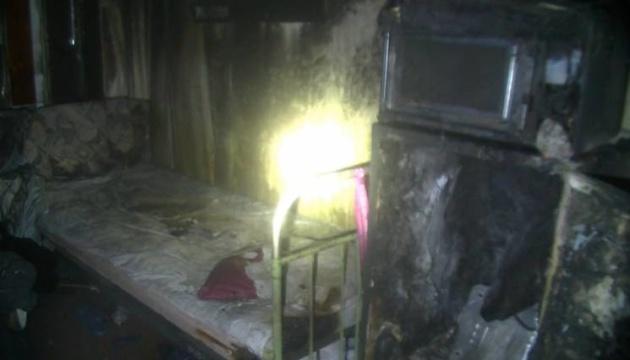 У Харкові горів студентський гуртожиток, 6 постраждалих