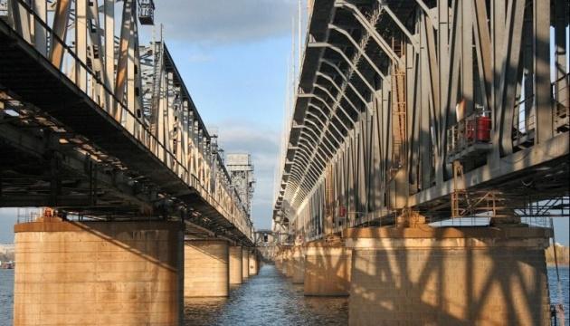 """У Дніпрі затримали """"мінера"""" Амурського мосту"""