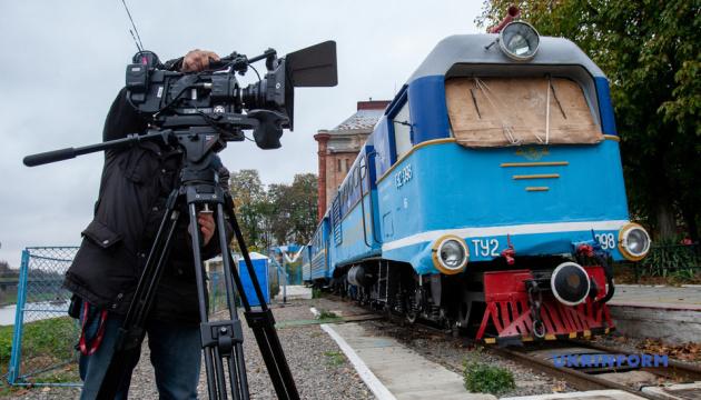 На Закарпатье совместно со швейцарцами снимают фильм об узкоколейках