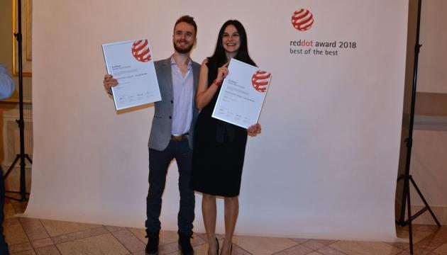 Вручение наград Red Dot: победители поделились впечатлениями