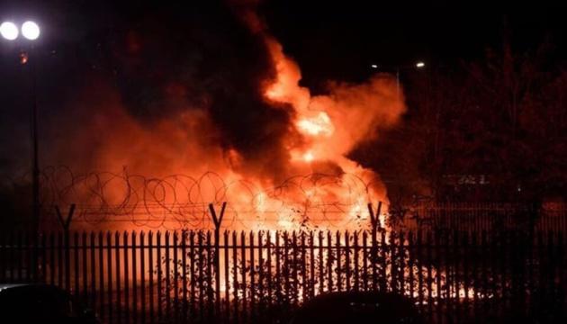 В Британии разбился вертолет владельца футбольного клуба