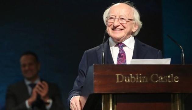 Майкла Гіггінса переобрали президентом Ірландії