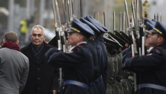У Празі святкують 100-річчя утворення Чехословацької Республіки