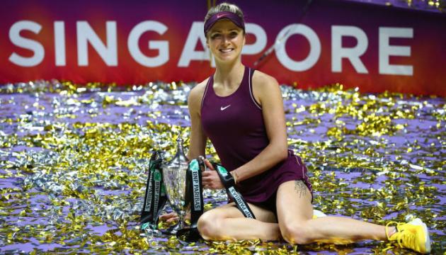 Свитолина: Я играла в великолепный теннис на этой неделе