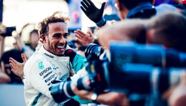 Формула-1: Ферстаппен победил на Гран-при Мексики, Хэмилтон - чемпион 2018 года!