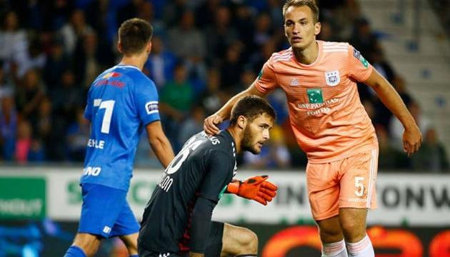 Футбол: Макаренко не спас
