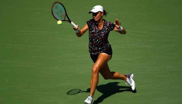 Теніс: Калініна - друга сіяна на 60-тисячнику в Лючжоу