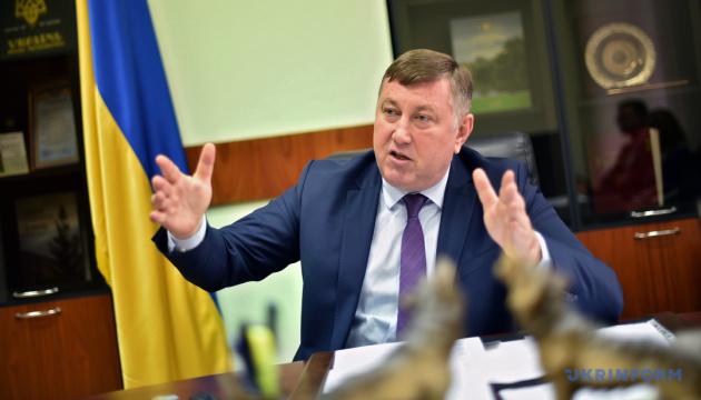 Ukraina musi stworzyć narodową koncepcję przemysłu leśnego - Bondar
