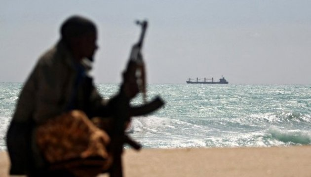 Ukrainian sailor released from captivity of Nigerian pirates