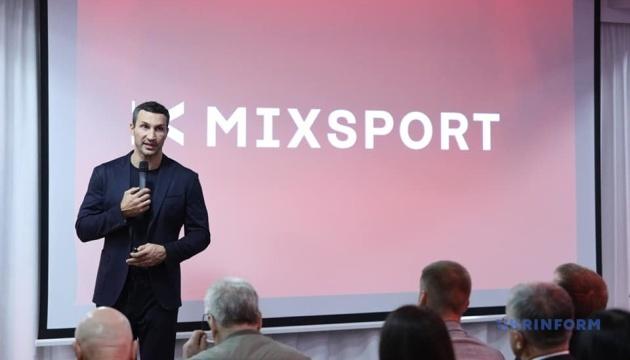 Володимир Кличко презентував новий український спортивний портал