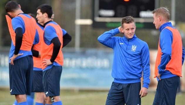 Футбол: Шевченко вызвал 9 легионеров на матч сборной Украины против Словакии