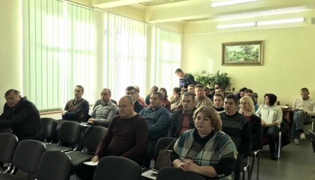 На Буковине 29 ОТГ прошли тренинги по пространственному планированию