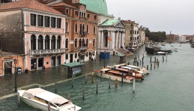 Туристические достопримечательности Венеции оказались под водой
