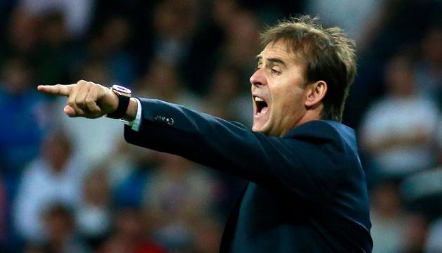 «Реал» уволил Лопетеги, Солари стал временным тренером