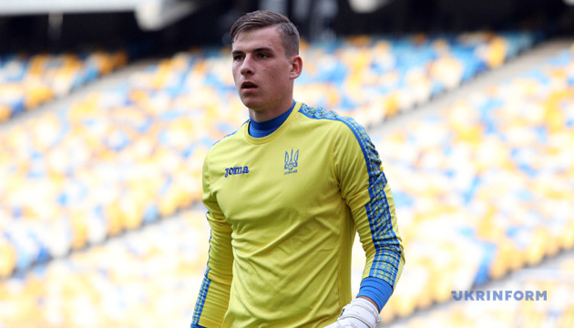 Сегодня украинский вратарь Андрей Лунин дебютирует в составе