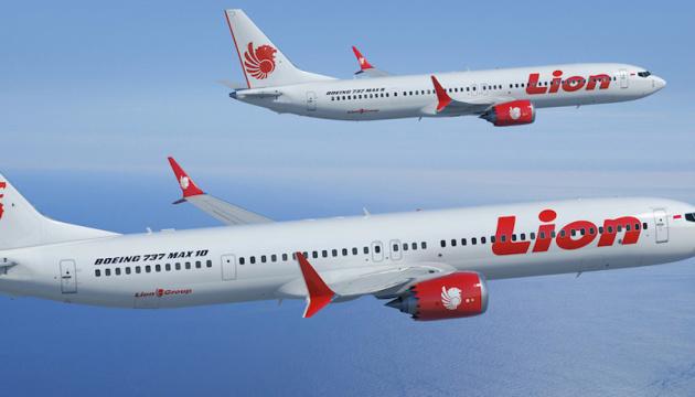 Кількість пасажирів Lion Air після катастрофи Boeing 737 впала на 5%