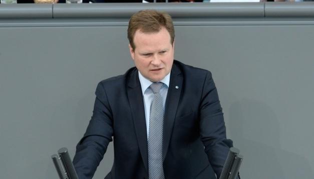 Deutscher Politiker besucht Donbass