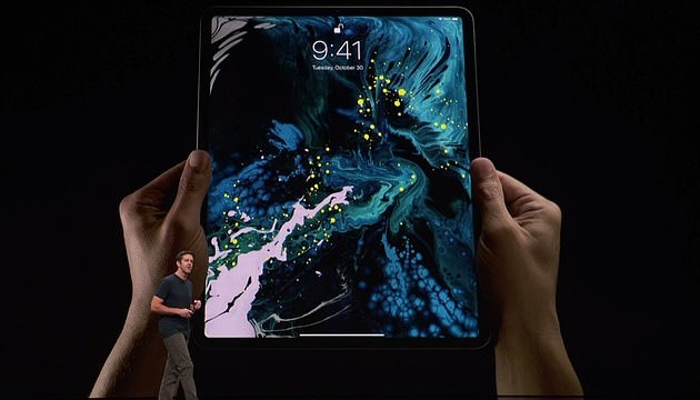 Apple представила iPad Pro з новою клавіатурою-обкладинкою