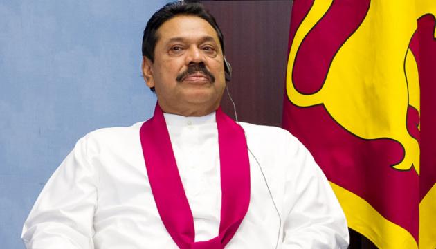Новым премьером Шри-Ланки стал экс-президент Раджапакса