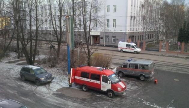 Вибух в архангельському ФСБ: Слідком Росії звинувачує 17-річного хлопця