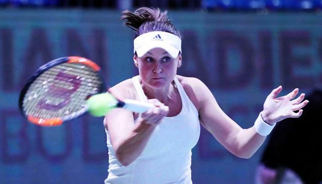 Украинка Козлова сыграет в полуфинале теннисного турнира в Торонто