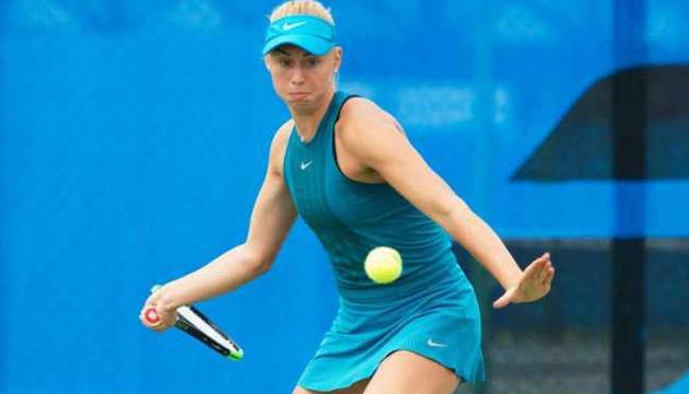 Украинская теннисистка Лопатецкая вышла во второй круг 60-тысячника в Торонто