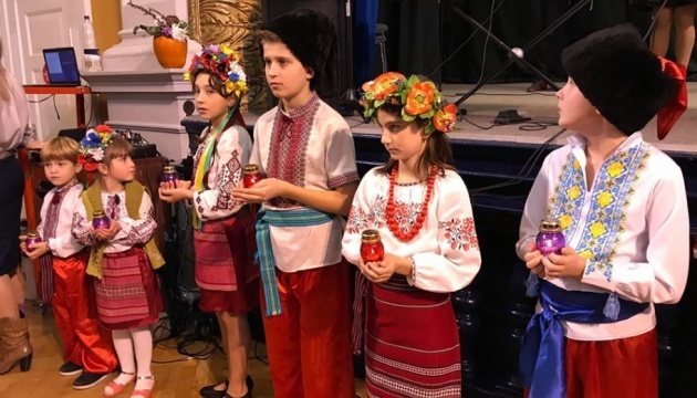 Denmark and Sweden commemorate victims of Holodomor of 1932-33 in Ukraine. Photos, video