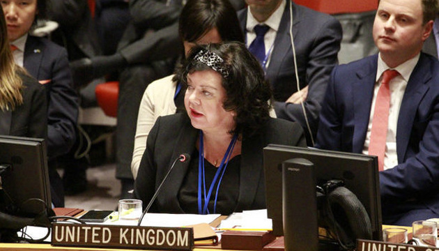 UK urges Russia to stop militarization of Crimea