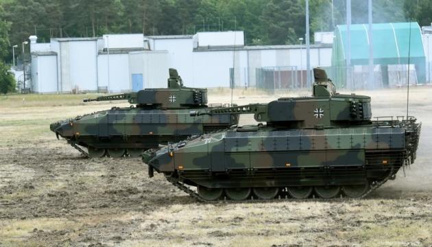 В немецкой армии боеспособна только каждая третья единица техники — СМИ
