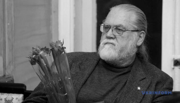 Помер український письменник Богдан Жолдак