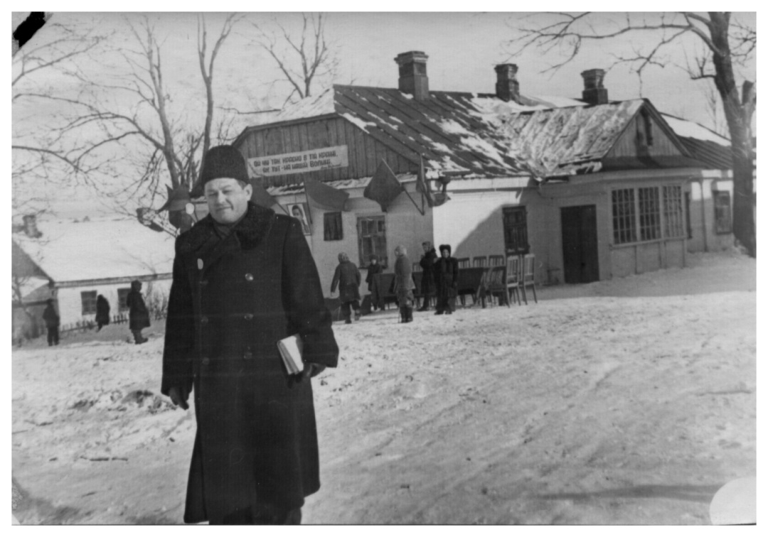 О.К.Бабишкін на Волині