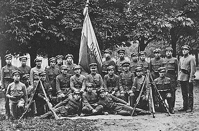 Солдати Української Галицької армії