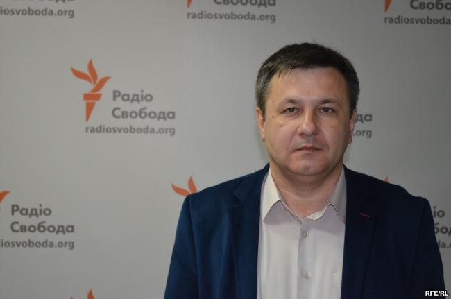 Володимир Воля // Фото: Радіо Свобода