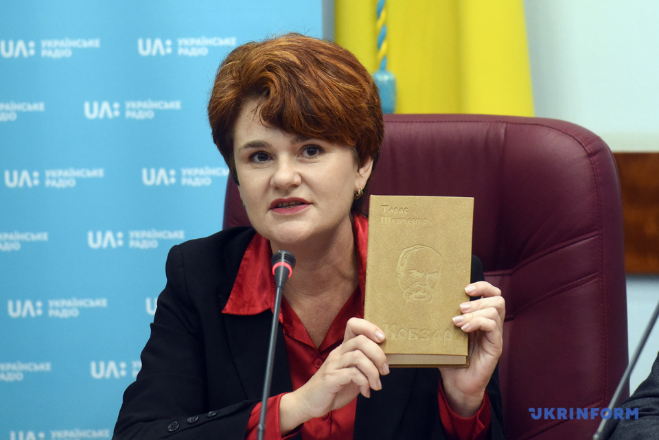 Олена Добржанська