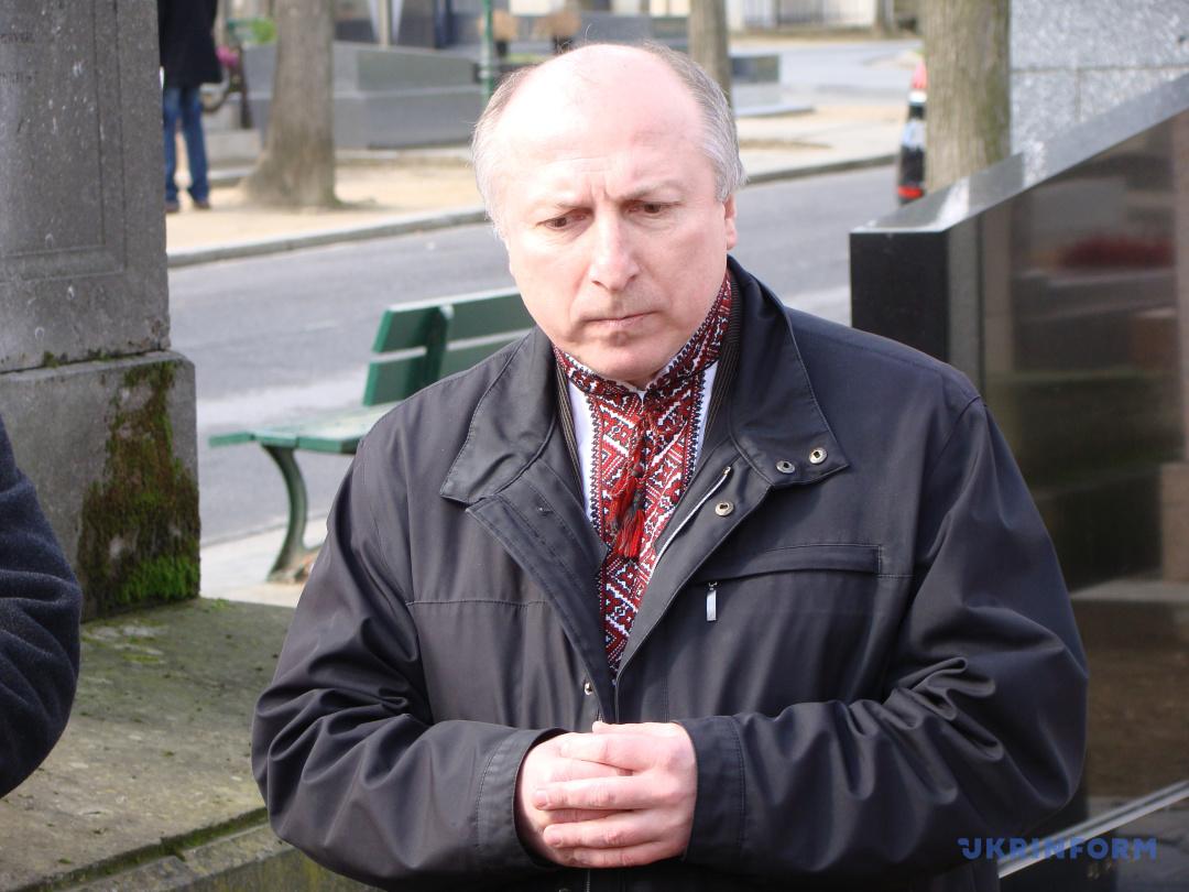 Олег Турій. Фото Романа Сущенко, Укрінформ