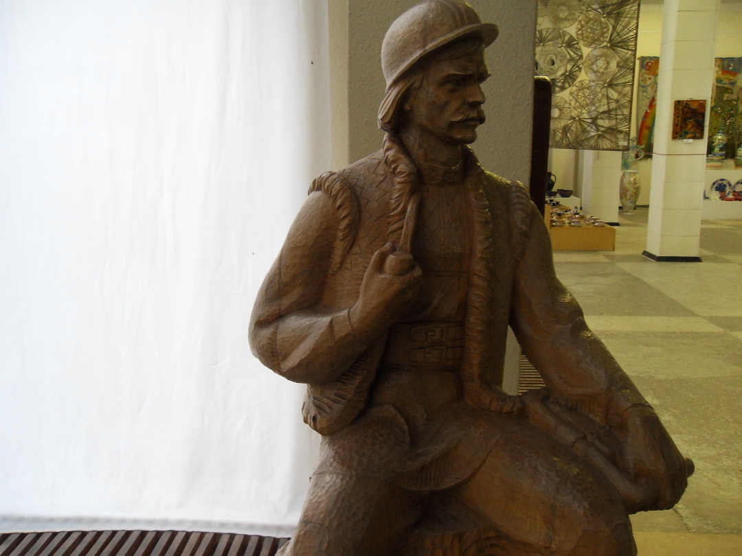 Яків Чайка, Лісоруб