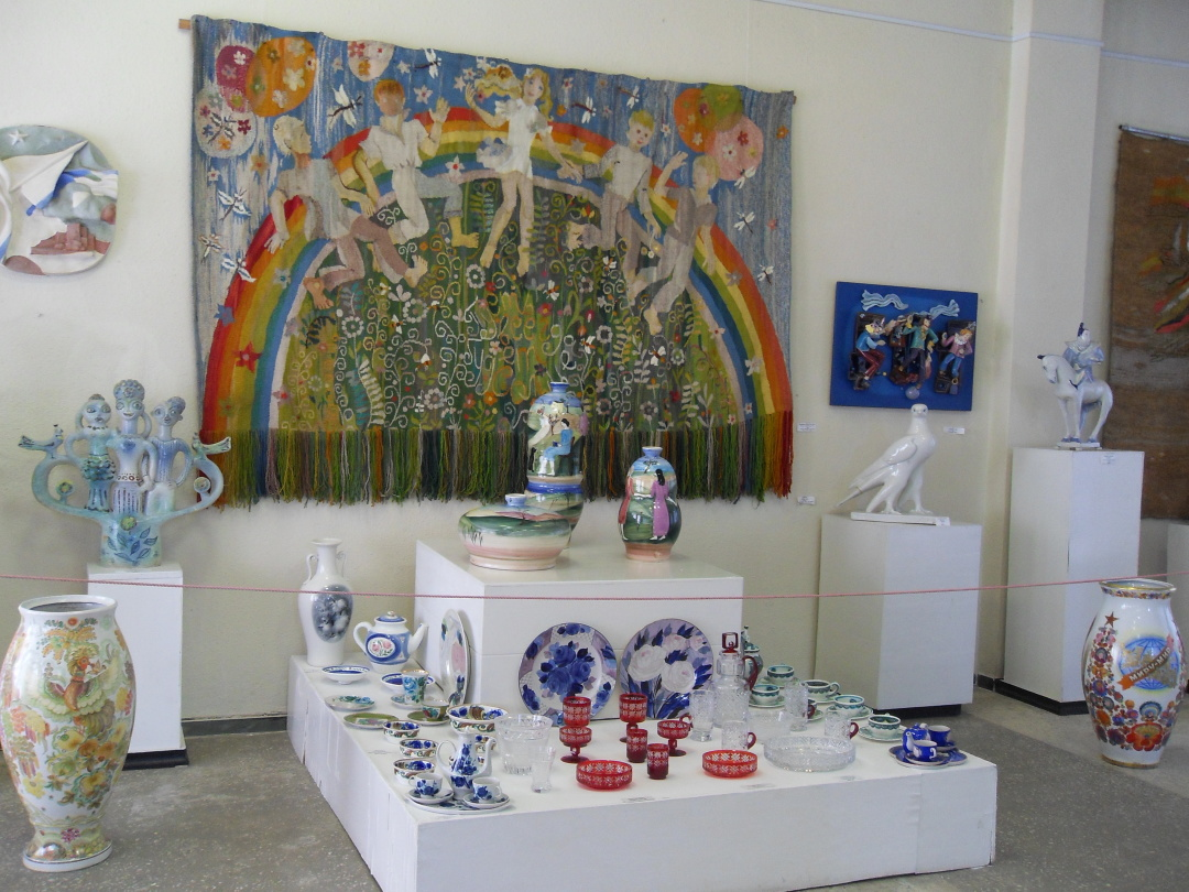 Експозиція декоративно-ужиткового мистецтва