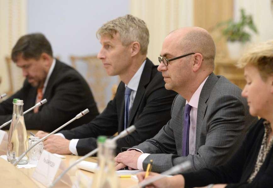 Зачем глава ВР встретился с экспертами МВФ и о чем говорили