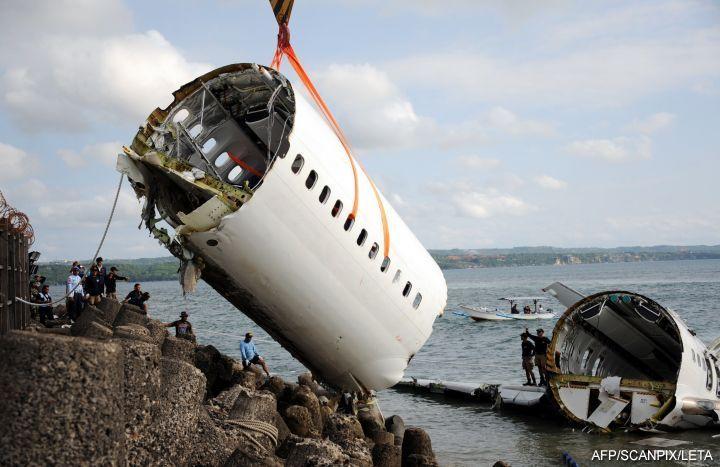 Катастрофа в Індонезії // Фото: AFP/SCANPIX/LETA