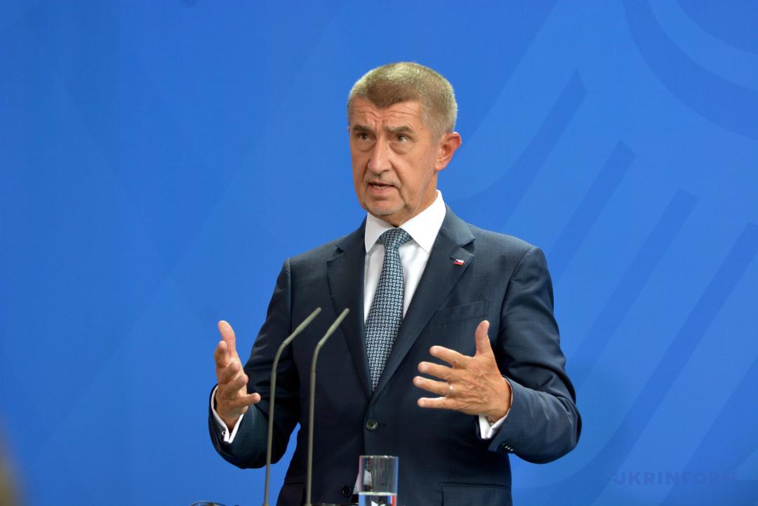 Прем'єр-міністр Чехії Андрій Бабіш