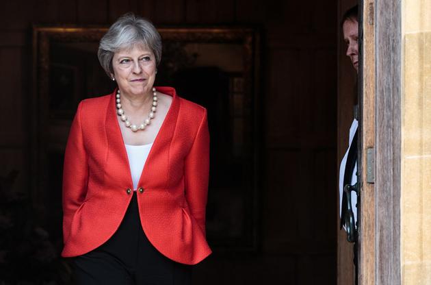 Прем`єр-міністр Великої Британії Тереза Мей