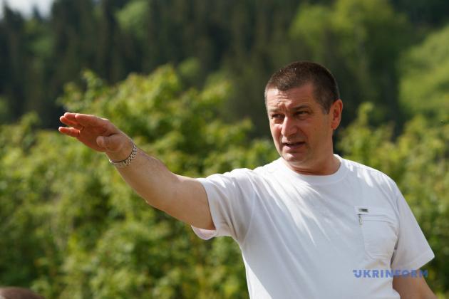 Володимир Приступа